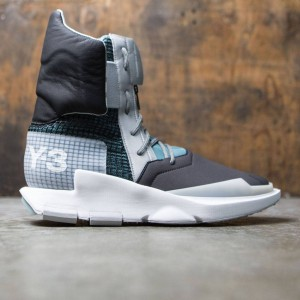 Adidas Y-3 Men Noci High (black / silver metallic / crystal white)
