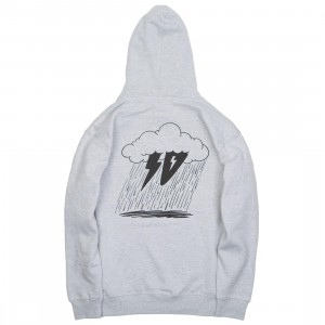 10 Deep Men Bad News Hoody (gray)