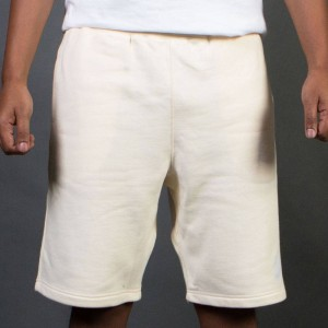 Undefeated Men Undefeated Sweatshorts (white / offwhite)