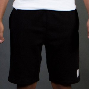 Undefeated Men Undefeated Sweatshorts (black)