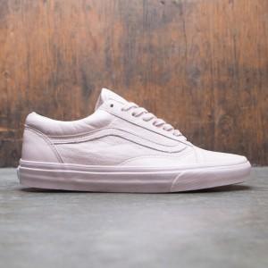 Vans Men Old Skool - Leather (pink / sepia rose)