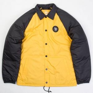 Vans x The North Face Men Torrey Jacket (yellow / black)
