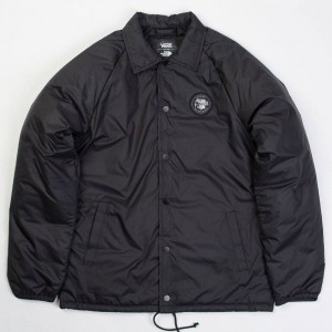 Vans x The North Face Men Torrey Jacket (black / black)