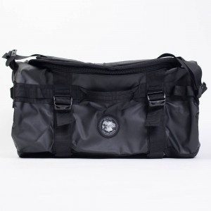 Vans x The North Face Base Camp Duffel Bag (black)