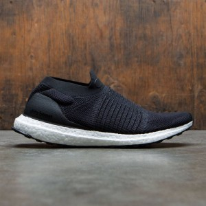 Adidas Men UltraBOOST Laceless (black / core black)