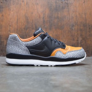 Nike Men Air Safari Qs (black / black-monarch-cobblestone)