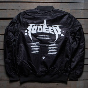 10 Deep Men Null And Void Tour Jacket (black)