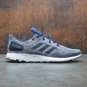 Adidas Men PureBOOST DPR (blue / night indigo / chalk white)