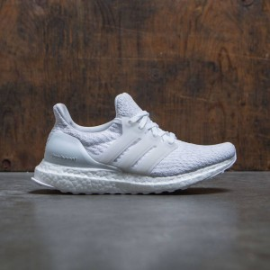 Adidas Big Kids UltraBOOST j (white / footwear white / crystal white)