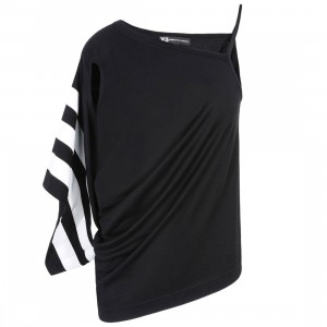 Adidas Y-3 Women Stripe Tank Top Int (black / white)