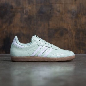 Adidas Consortium x Naked Men Samba Waves (teal / panton / footwear white)
