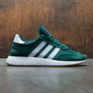Adidas Men Iniki Runner (green / collegiate green / footwear white / gum)