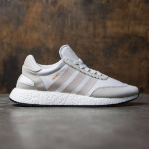 Adidas Men INIKI RUNNER (white / pearl grey / core black)
