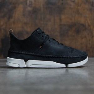 Clarks Men Trigenix Flex (black / nubuck)