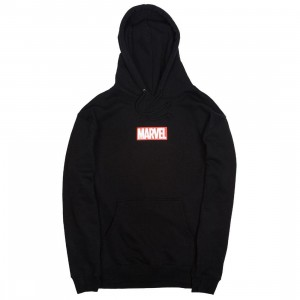 BAIT x Marvel Men Logo Hoody (black)