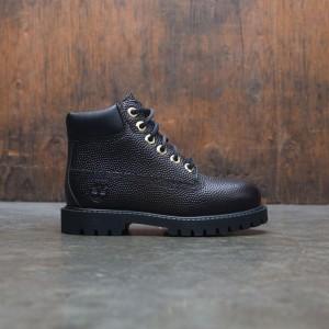 Timberland Toddlers 6 Inch Premium Boot (black / textured black)