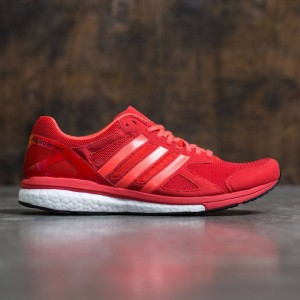 Adidas Men Adizero Tempo 8 (red / solar red / core black)