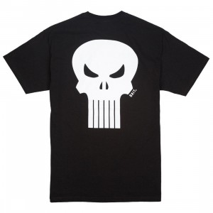 BAIT x Marvel Punisher Men Skull Tee (black)