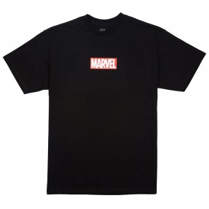 BAIT x Marvel Men Logo Tee (black)