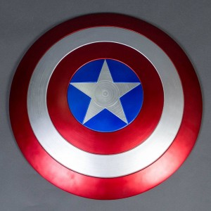 EFX Collectibles Captain America Shield - The Avengers (blue / red / white)