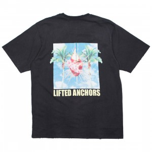 Lifted Anchors Men Verona Tee (black)