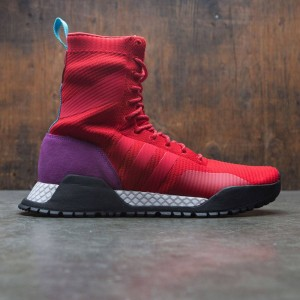 Adidas Men F/1.3 Primeknit (red / scarlet / shock purple)