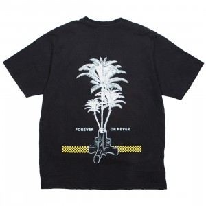 Lifted Anchors Men Forever Tee (black)