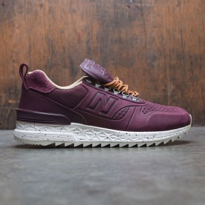 New Balance Men Trailbuster All-Terrain TBATRC (burgundy / chocoalte cherry / incense)