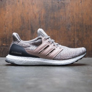 Adidas Men UltraBOOST (pink / ash pearl / core black)