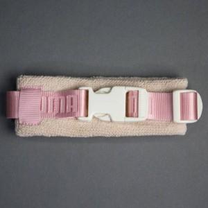 Puma x Fenty By Rihanna Buckle Choker (pink)