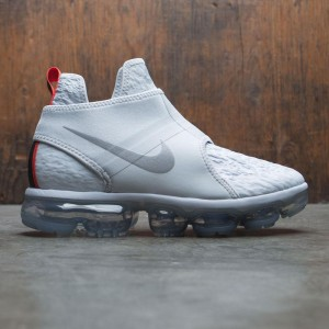 Nike Men Air Vapormax Chukka Slip (grey / pure platinum / reflect silver-white)