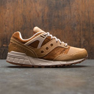 Saucony Men Grid SD (tan / brown)