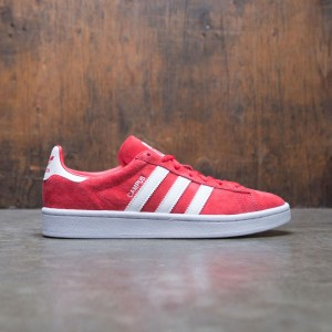 Adidas Women Campus W (red / ray red / footwear white)