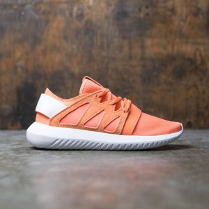 Adidas Women Tubular Viral (orange / easy orange / energy orange / footwear white)