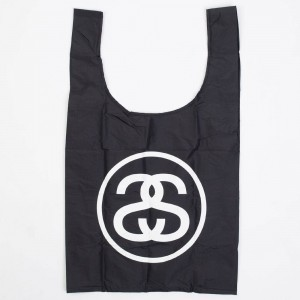 Stussy SS Link Folder Up Bag (black)