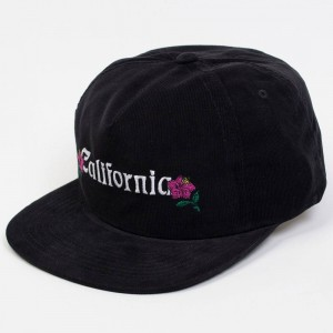 Stussy California Cap (black)