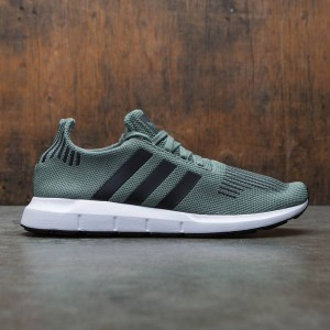 Adidas Men Swift Run (gray / trace cargo metallic / core black / footwear white)