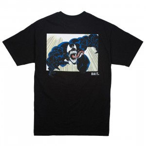 BAIT x Marvel Venom Men Comic Tee (black)