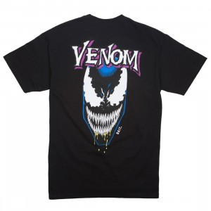 BAIT x Marvel Venom Men Grin Tee (black)