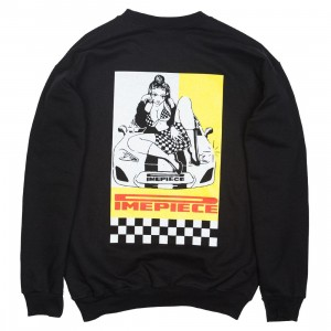 Dimepiece x Soto Gang Women Soto Crew Neck (black)