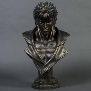 Medicom Kenshiro 1/1 Bust Statue (bronze)