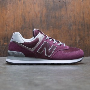 New Balance Men 574 ML574EGB (burgundy)