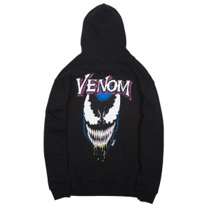 BAIT x Marvel Venom Men Grin Hoody (black)