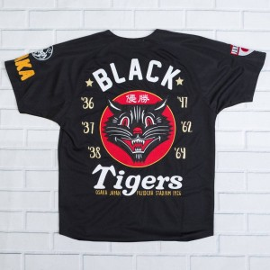 Iro Ochi Men Osaka Black Tigers Home Jersey (black)