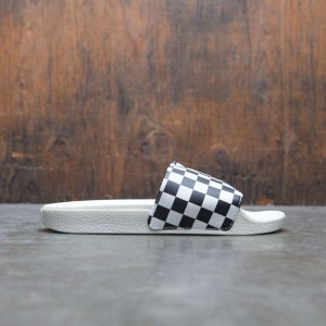 Vans Women Slide-On - Checkerboard (white / black)