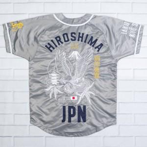 Iro Ochi Men Hiroshima Home Jersey (gray)