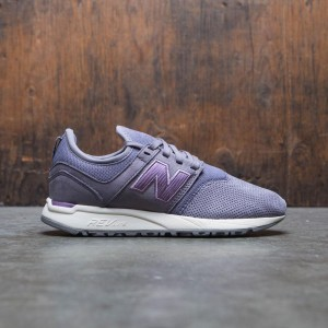 New Balance Women Nubuck 247 WRL247WM (purple / strata / sea salt)