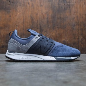 New Balance Men 247 Luxe MRL247RN (navy / vintage indigo / grey)