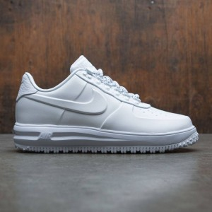 Nike Men Lunar Force 1 Duckboot Low Premium (white / white-white)