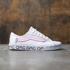 Vans Women Black Ball SF - OMG (white)
